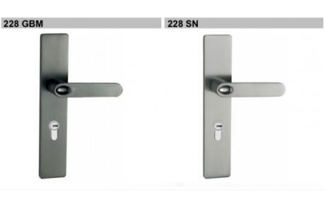 Nikawa 228 Panel Door Lock