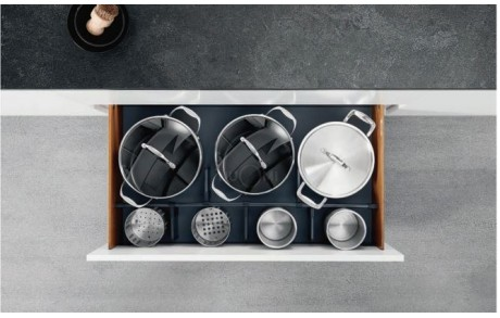 High Side Basket For Cookware